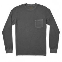 rvca ls ptc pigment pirate black